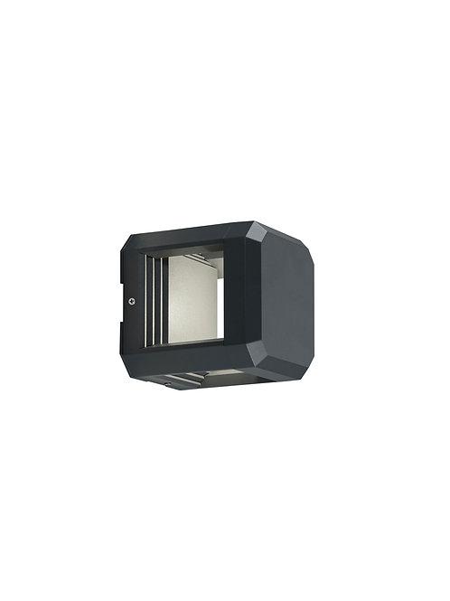 Vegglampe svart - Logone