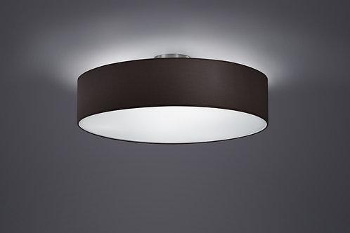 Design taklampe svart - Hotel