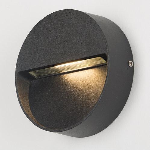 Vegglampe svart - Shadow 2