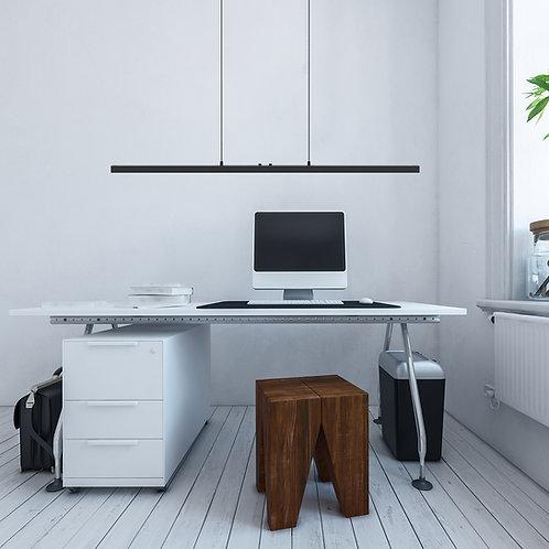 Design hengelampe svart LED - Motion