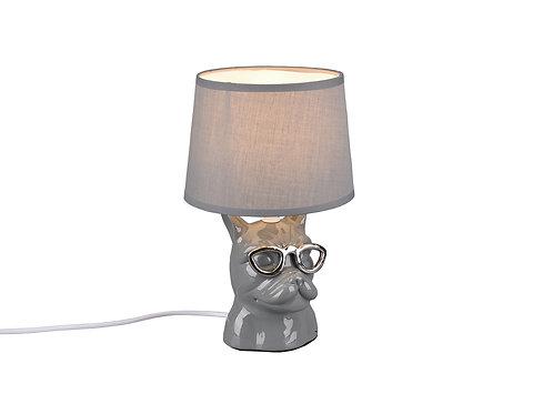 Bordlampe grå - Dosy