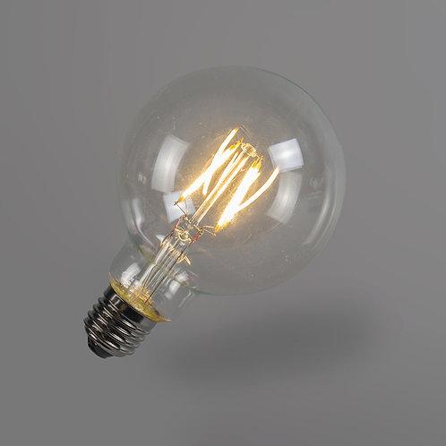 LED G95 4W 2700K