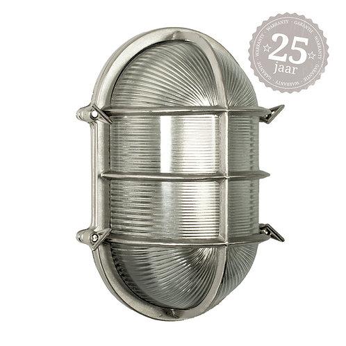 Vegglampe nikkel - Nautic 4