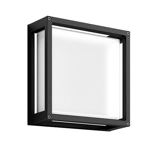 Vegglampe svart - Bloc