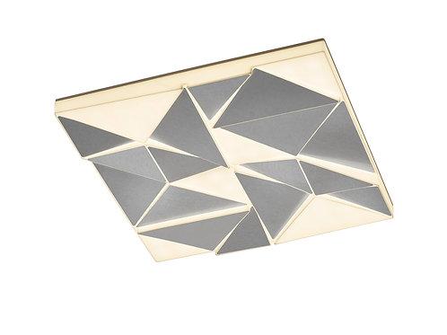 Design taklampe aluminium - Trinity II