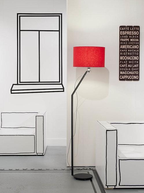 Design gulvlampe - Oslo (flere farger)