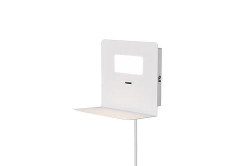 Vegglampe hvit - Aloft