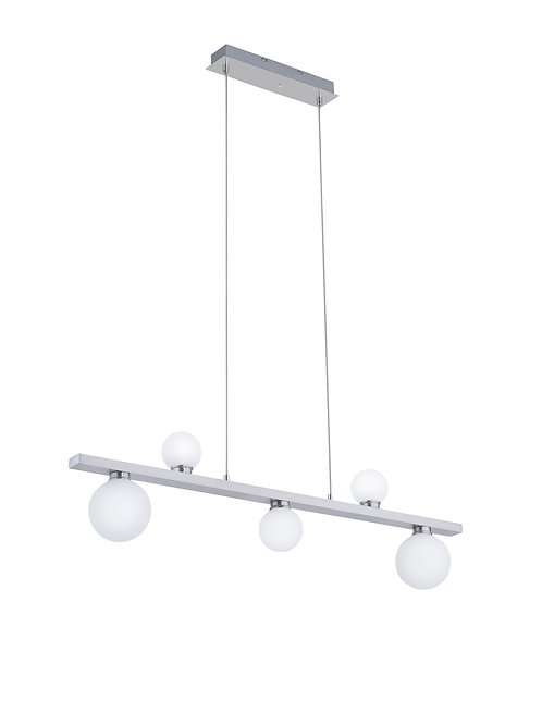 Hengelampe stål LED - Dicapo