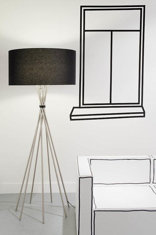 Design gulvlampe - Lima XL (flere farger)