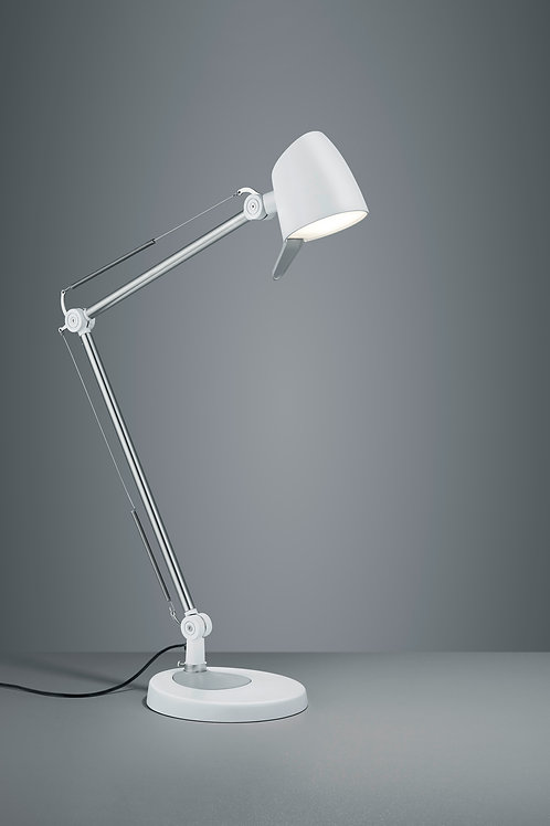 Bordlampe hvit LED - Rado