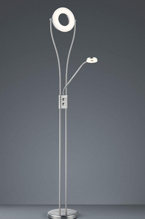 Gulvlampe stål LED dimbar - Rennes