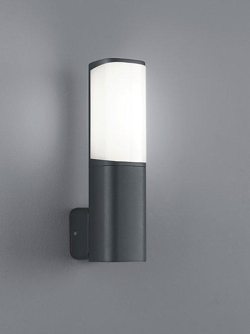 Vegglampe Ticino antrasitt LED