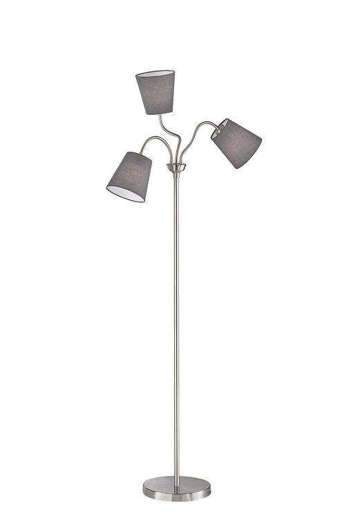 Gulvlampe grå - Windu