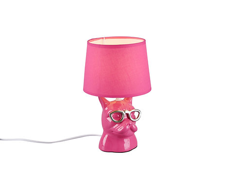 Bordlampe rosa - Dosy