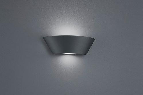 Vegglampe svart LED - Sacramento