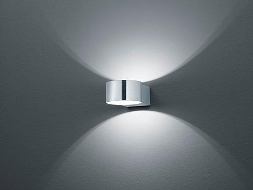 Vegglampe krom LED - Lacapo