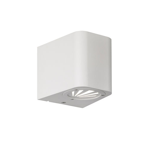 Vegglampe hvit - Bogota