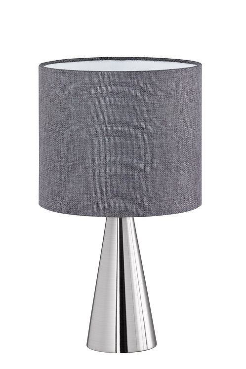 Bordlampe grå - Cosinus