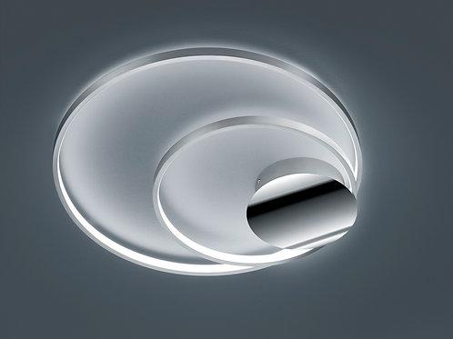 Design taklampe aluminium LED - Sedona 2