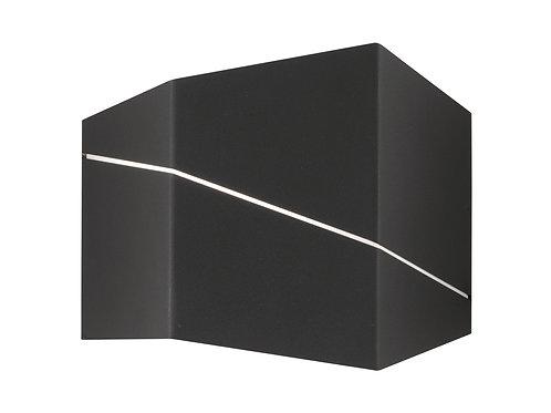 Design vegglampe svart - Zorro