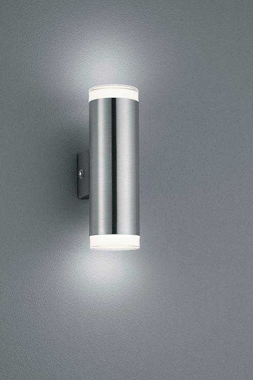 Vegglampe stål LED - Aracati