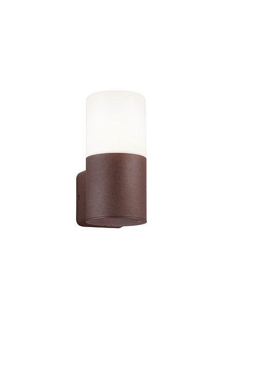 Vegglampe rustbrun - Hoosic I