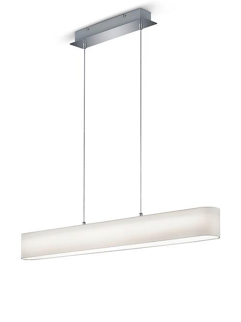 Design hengelampe LED hvit - Lugano