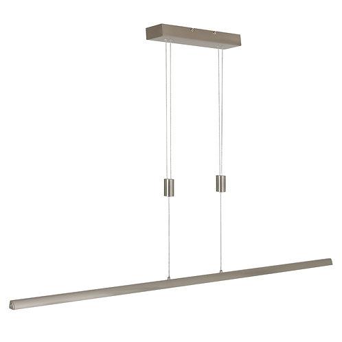Hengelampe stål LED - Litho