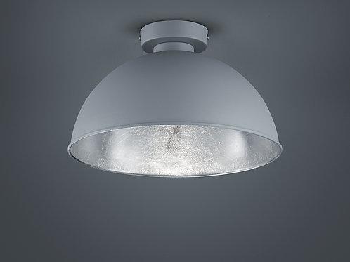 Industriell taklampe grå - Jimmy