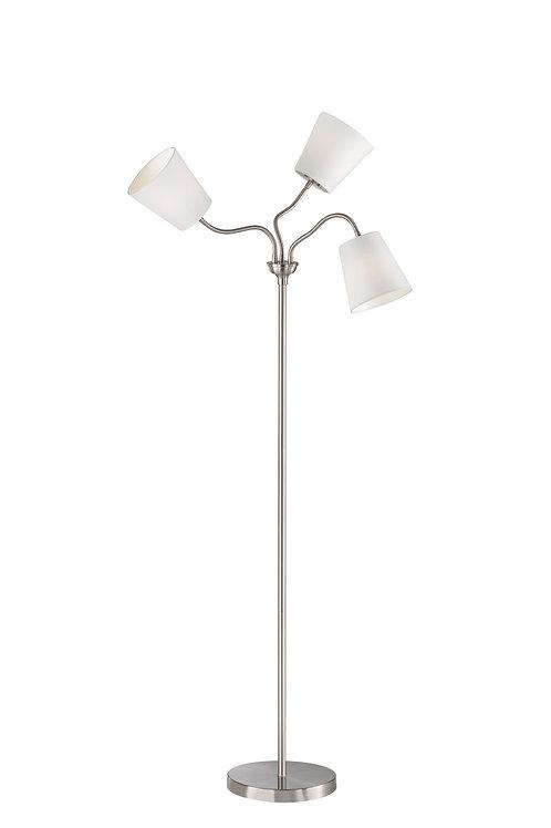 Gulvlampe hvit - Windu