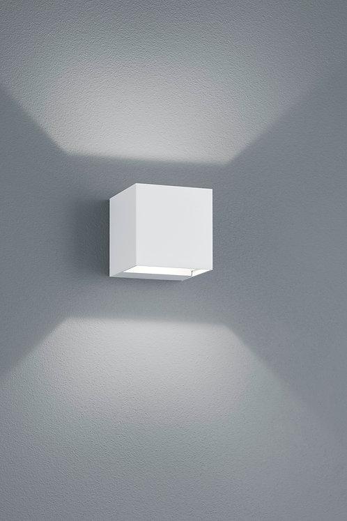 Vegglampe hvit LED - Adaja