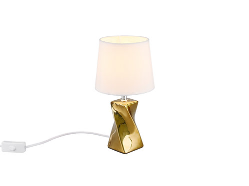 Bordlampe gull - Abeba