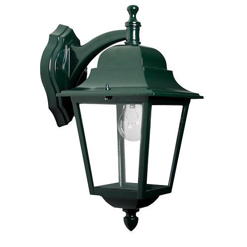 Klassisk vegglampe grønn - Sorrento