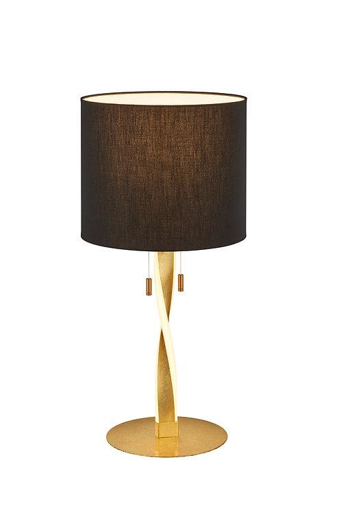 Design bordlampe svart - Nandor