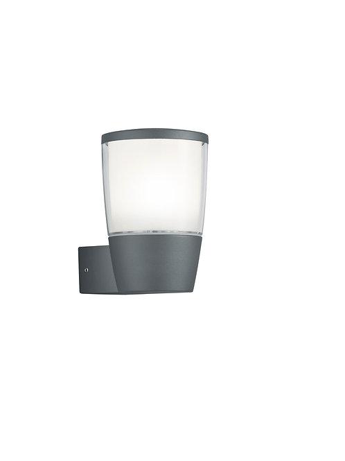 Vegglampe grå LED - Shannon