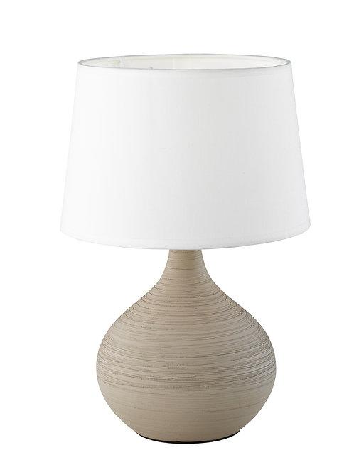 Bordlampe hvit - Martin