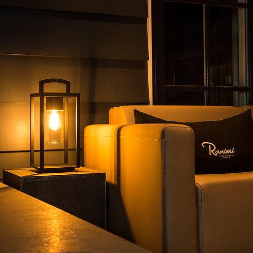 Design hagelampe svart - Lounge