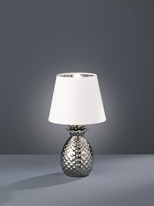 Bordlampe hvit - Pineapple