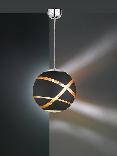 Design hengelampe svart - Faro 30