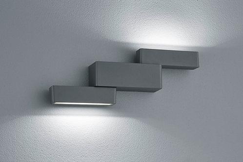 Design vegglampe grå - Padma