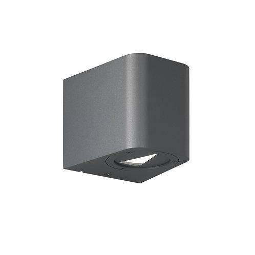 Vegglampe grå - Bogota