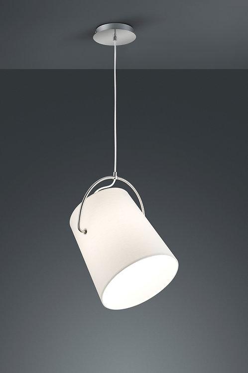 Design hengelampe hvit - Meran 1