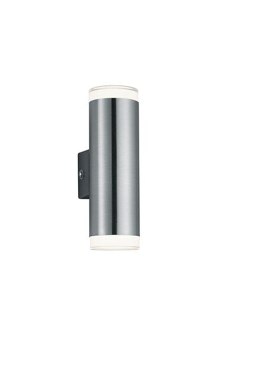 Vegglampe nikkel - Aracati