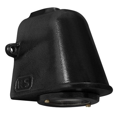 Vegglampe svart - Offshore