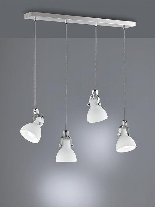 Design hengelampe hvit - Ginelli