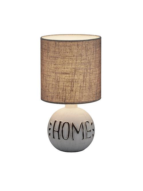Bordlampe grå - Esna