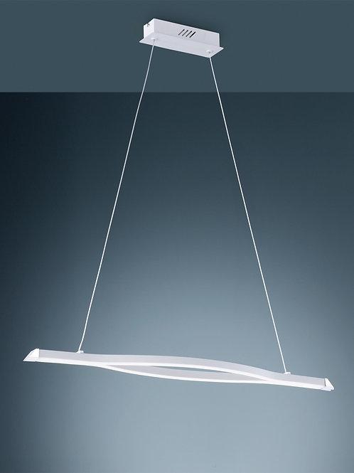 Design hengelampe hvit - Remus