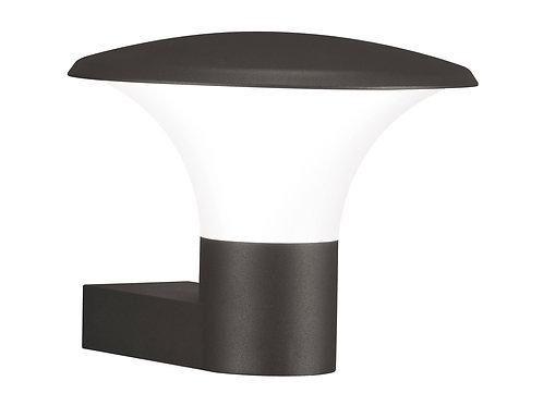 Vegglampe svart - Kongo