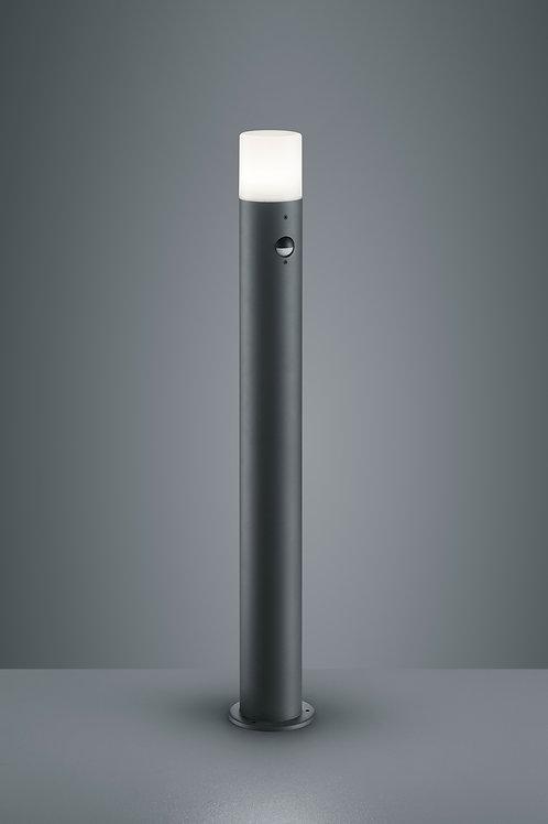 Utelampe antrasitt med sensor - Hoosic 80