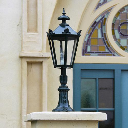 Klassisk hagelampe med kroner - Oxford 15